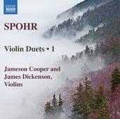 Spohr: Violin Duets, Vol. 1 von Jameson Cooper