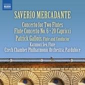 Mercadante: Flute Concertos, Vol. 2 de Patrick Gallois