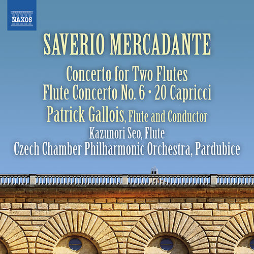 Mercadante: Flute Concertos, Vol. 2 von Patrick Gallois