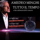 Tutto il tempo (E due indimenticabili concerti) di Amedeo Minghi