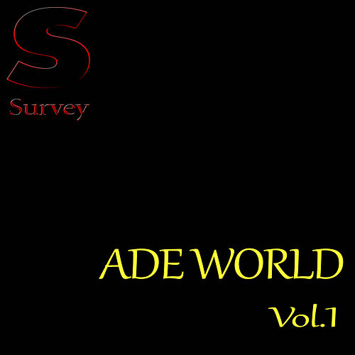 ADE WORLD Vol.1 by Various