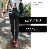 Let's Do Fitness van Various