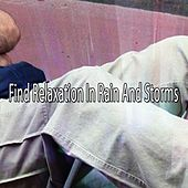 Find Relaxation In Rain And Storms de Thunderstorm Sleep