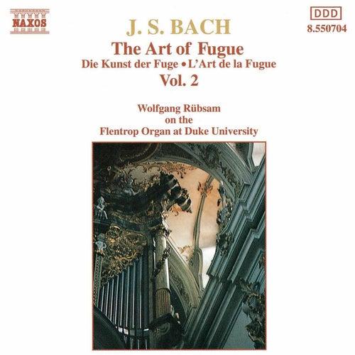 The Art of Fugue Vol. 2 by Johann Sebastian Bach