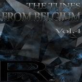 THE TUNES FROM BELGIUM  Vol.4 van Various