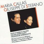 Italian Opera Duets di Maria Callas
