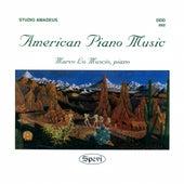 American Piano Music de Marco Lo Muscio