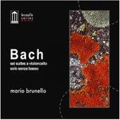 Bach: sei suites a violoncello solo senza basso von Mario Brunello