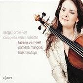 Prokofiev: Complete Violin Sonatas by Tatiana Samouil