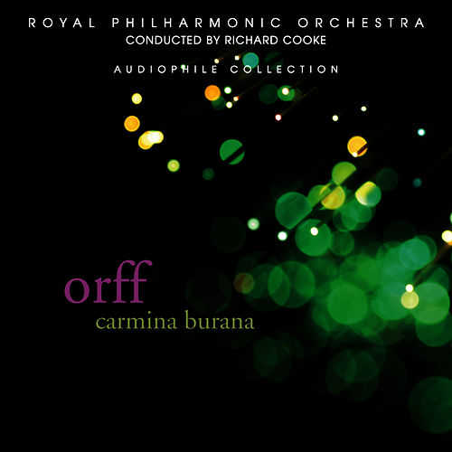 Orff: Carmina Burana by Royal Philharmonic Orchestra