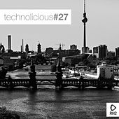 Technolicious #27 de Various Artists