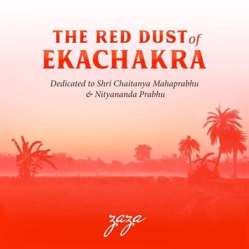 The Red Dust of Ekachakra by Zaza