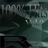100% Hits  (Vol.9) van Various