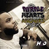 Purple Hearts & Anchors von H2O