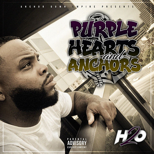 Purple Hearts & Anchors von H2O