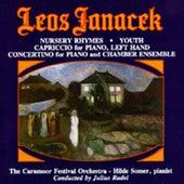 Janáček: Nursery Rhymes, Youth, Capriccio, & Concertino de Various Artists