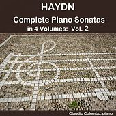 Haydn: Complete Piano Sonatas in 4 Volumes, Vol. 2 by Claudio Colombo
