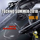Techno Summer 2018 Vol. II (Select by Vicky Productions) de Various Artists