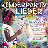 Kinderparty Lieder by Various Artists