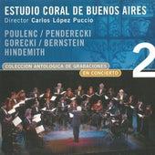 Colección Antológica de Grabaciones (En Concierto) (Vol. 2) by Estudio Coral De Buenos Aires (Dir. Carlos Lopez Puccio)
