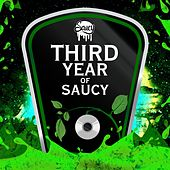 Third Year Of Saucy by Various Artists