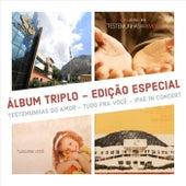 Testemunhas do Amor / Tudo Pra Você / Ipae in Concert (Álbum Triplo: Edição Especial) de Coral Jovem do Ipae