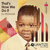 That's How We Do It von Various Artists