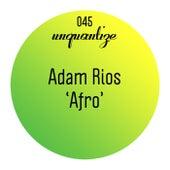 Afro de Adam Rios