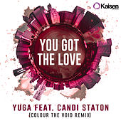 """""""You Got the Love"""" (Colour The Void Remix) by Yuga"""