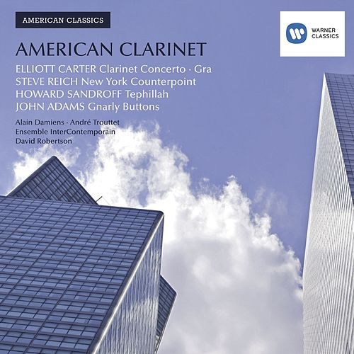 The American Clarinet by Various Artists