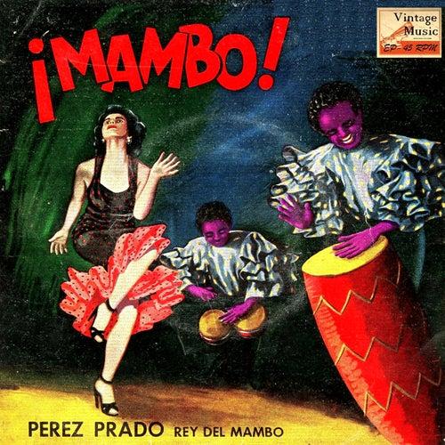 Vintage Dance Orchestras Nº 95 - EPs Collectors, 'Mambo' by Perez Prado