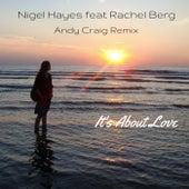 It's About Love (Andy Craig Remix) (feat. Rachel Berg) von Nigel Hayes