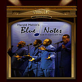 Harold Melvin's Blue Notes Live In Concert by Harold Melvin & The Blue Notes