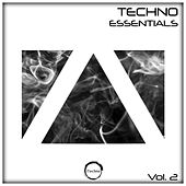 Techno Essentials Vol. 2 - EP von Various Artists