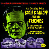 The Original An Evening With Boris Karloff And His Friends by Boris Karloff