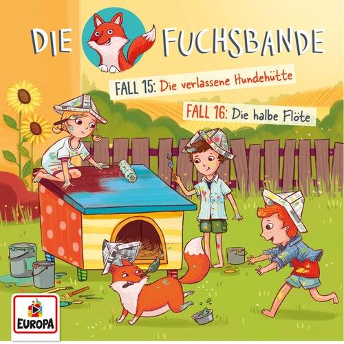 008/Fall 15: Die verlassene Hundehütte / Fall 16: Die halbe Flöte von Die Fuchsbande