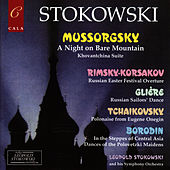 Stokowski conducts a Russian Spectacular by Leopold Stokowski