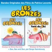 Les bronzés & les bronzés font du ski (Bandes originales des films de patrice leconte) de Various Artists