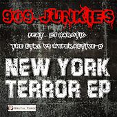 New York Terror EP by Various Artists