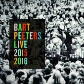 Bart Peeters Live! 2015-2016 de Bart Peeters