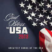 God Bless The USA 2018 von Various Artists