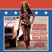 These Boots Are Made for Walkin' EP by Jessica Simpson