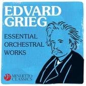 Edvard Grieg : Essential Orchestral Works de Various Artists