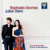 Raphaela Gromes - Juliam Riem: Violoncellosonaten - Strauss & Mendelssohn by Raphaela Gromes