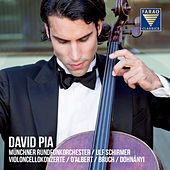 Violincellokonzerte - D'Albert / Bruch / Dohnányi by David Pia