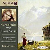 Grieg: Songs de Carole Farley