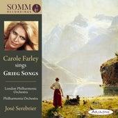 Grieg: Songs by Carole Farley