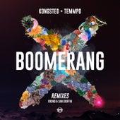 Boomerang (Remixes) by Kongsted