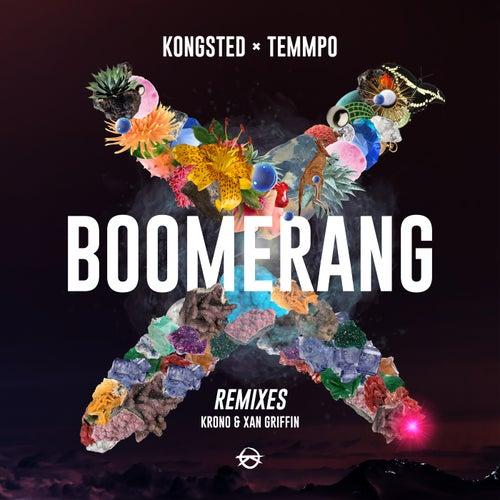 Boomerang (Remixes) von Kongsted