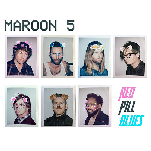Red Pill Blues (Deluxe) by Maroon 5